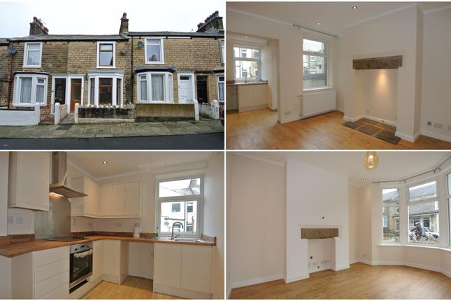 Thumbnail Terraced house to rent in Franklin Street, Lancaster
