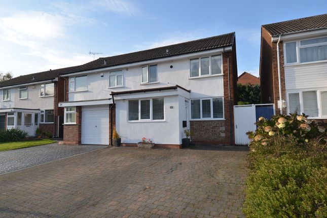 Semi-detached house in  Greenwood Close  Kings Heath  Birmingham  Birmingham