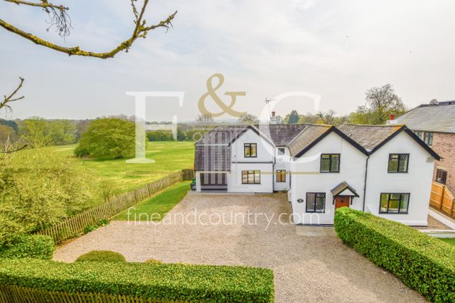 Thumbnail Detached house for sale in Rags Lane, Goffs Oak, Hertfordshire
