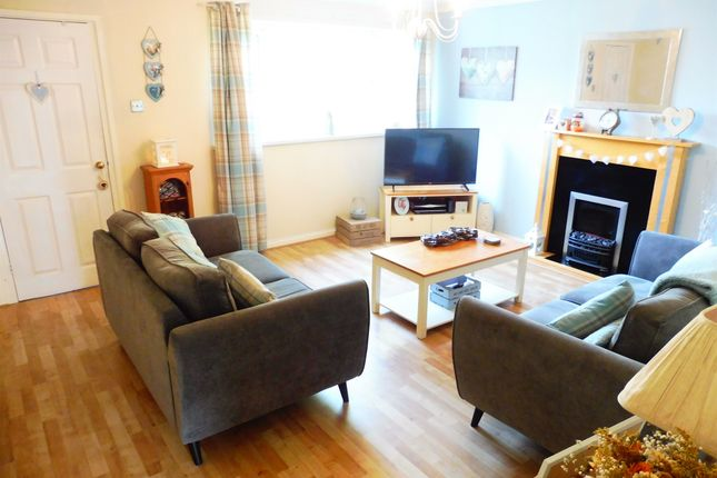 Thumbnail Terraced house for sale in The Hawthorns, Cardiff