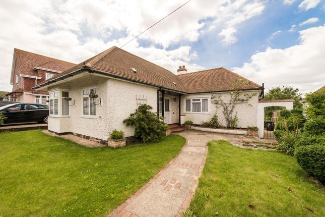 Thumbnail Detached bungalow for sale in Swalecliffe Road, Whitstable