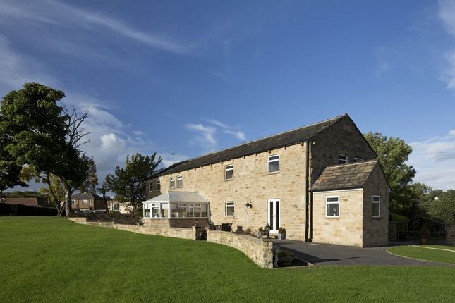 Thumbnail Detached house for sale in High Barn, Heybeck Lane