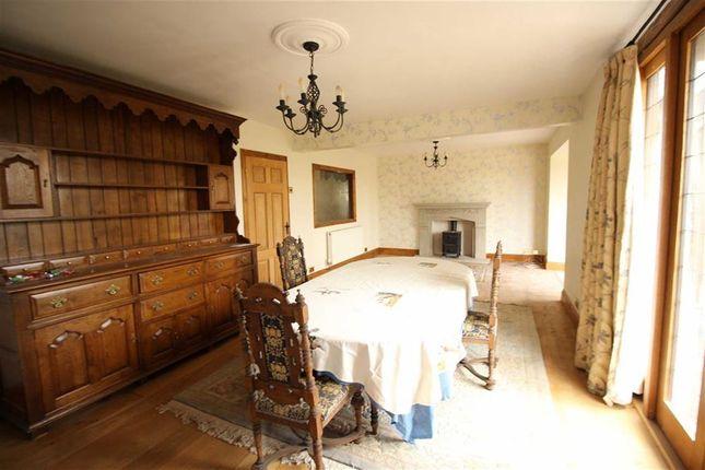 Dining Hall of Collfryn, Trefnanney, Meifod, Powys SY22