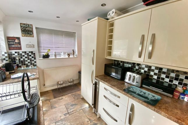 Thumbnail Terraced house for sale in Maritime Street, Pontypridd
