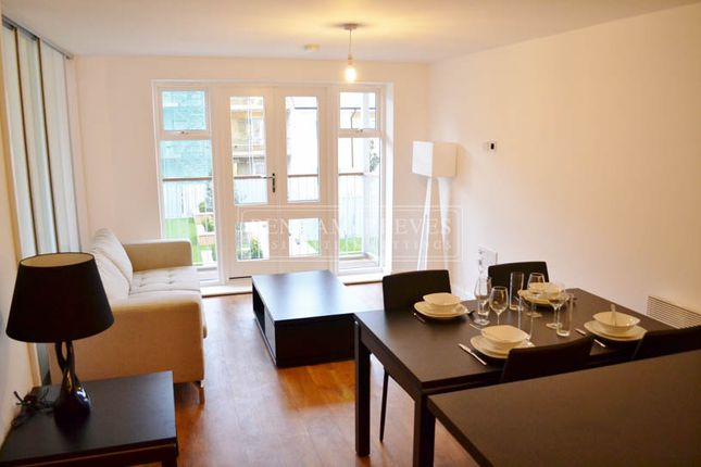 Thumbnail Flat to rent in Park Lodge Avenue, 1West Drayton