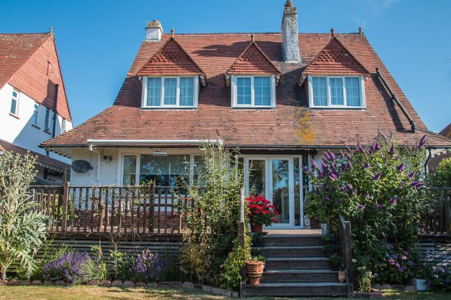 Thumbnail Detached house for sale in Terminus Avenue, Bexhill-On-Sea