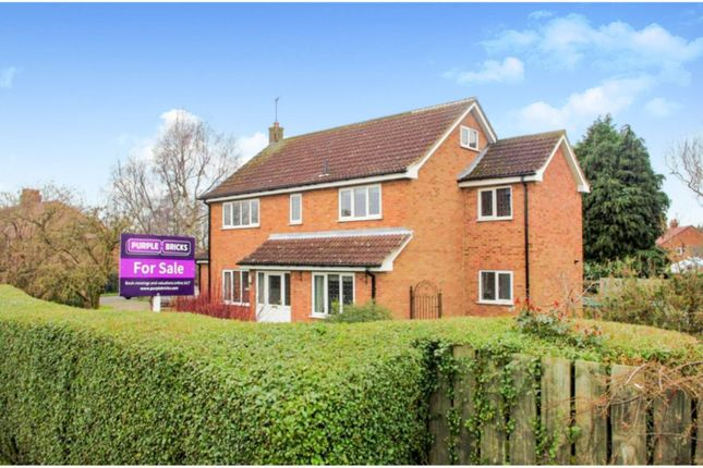 Thumbnail Detached house for sale in Boroughbridge Road, Northallerton