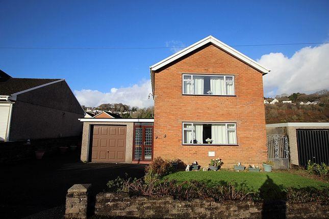 Thumbnail Detached house for sale in Long Acre Close, Llantrisant, Pontyclun, Rhondda, Cynon, Taff.