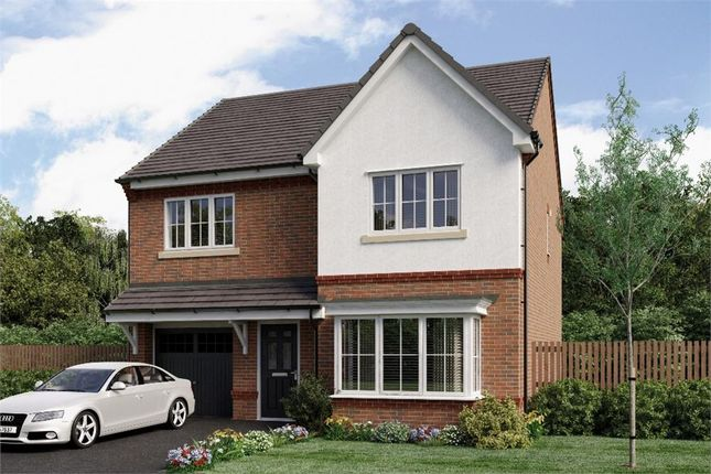 "Thumbnail Detached house for sale in ""Tressell"" at Hind Heath Road, Sandbach"