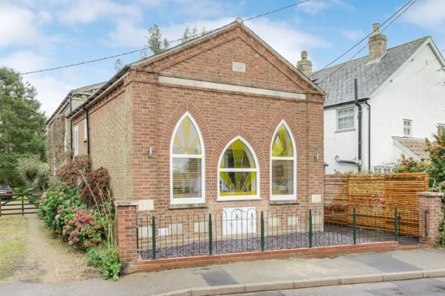 Thumbnail Detached house for sale in High Street, Offord D'arcy, St. Neots, Cambridgeshire