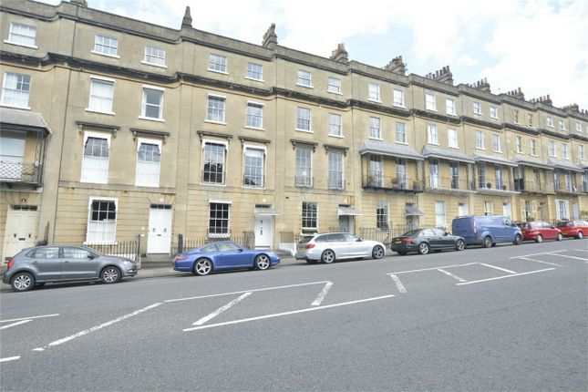 Thumbnail Town house to rent in Raby Place, Bathwick, Bath, Somerset