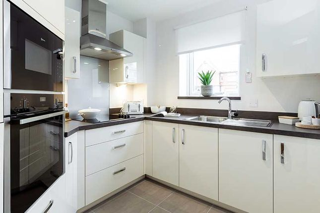 Typical Kitchen of Heene Road, Worthing BN11