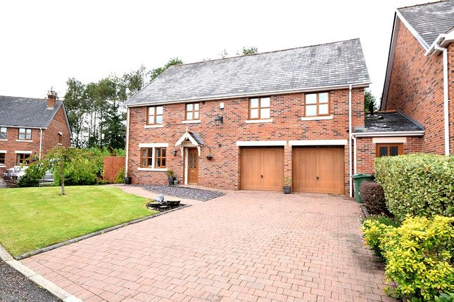 Thumbnail Detached house for sale in Reedymoor, Mill Lane, Westhoughton