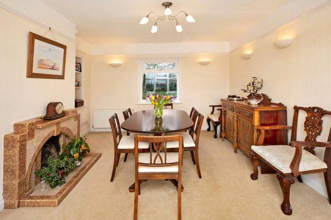 Dining Room of East Budleigh, Budleigh Salterton, Devon EX9