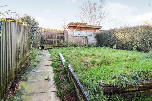 Thumbnail Semi-detached bungalow for sale in St. Marys Park, Paignton