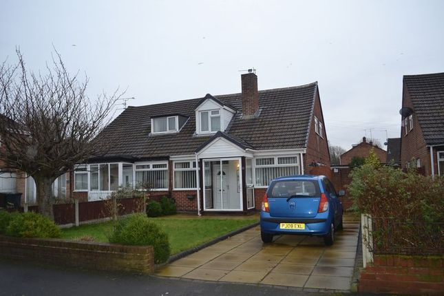 Thumbnail Semi-detached bungalow for sale in Deyes Lane, Maghull, Liverpool