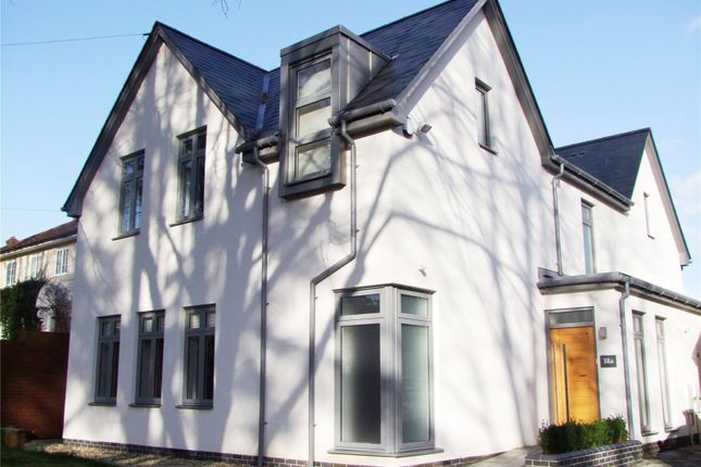 Thumbnail Detached house to rent in Cheriton Road, Winchester, Hampshire