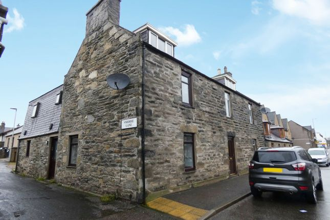 Thumbnail Terraced house for sale in Moss Street, Keith, Banffshire