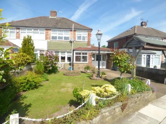 Thumbnail Semi-detached house for sale in Rowan Drive, Kirkby, Liverpool, Merseyside