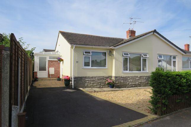 Thumbnail Semi-detached bungalow for sale in Dales Drive, Wimborne