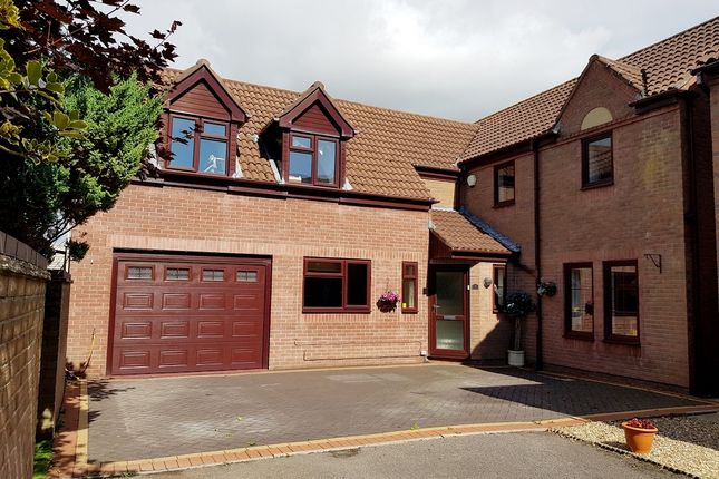 Thumbnail Detached house for sale in Tythegston Close, Nottage, Porthcawl