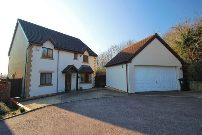 Thumbnail Detached house for sale in Tylers Farm, North Yate, South Gloucestershire