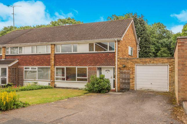 Thumbnail Semi-detached house for sale in Glenwood Close, Stevenage
