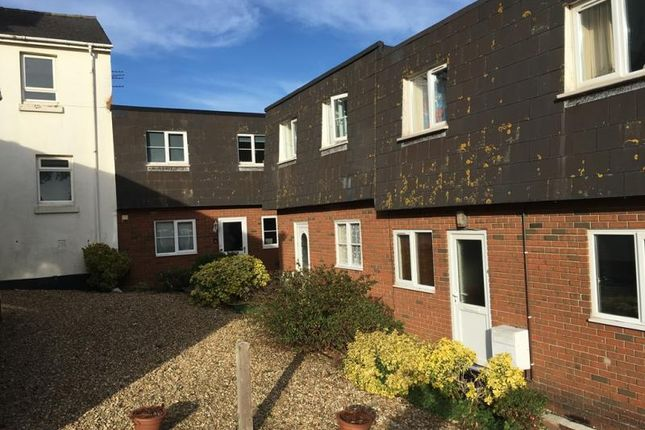 Thumbnail Terraced house to rent in Mews Cottages, East Cliff Road, Dawlish