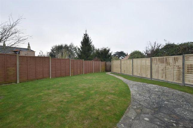 Rear Garden of Grasmere Avenue, Appley, Ryde, Isle Of Wight PO33