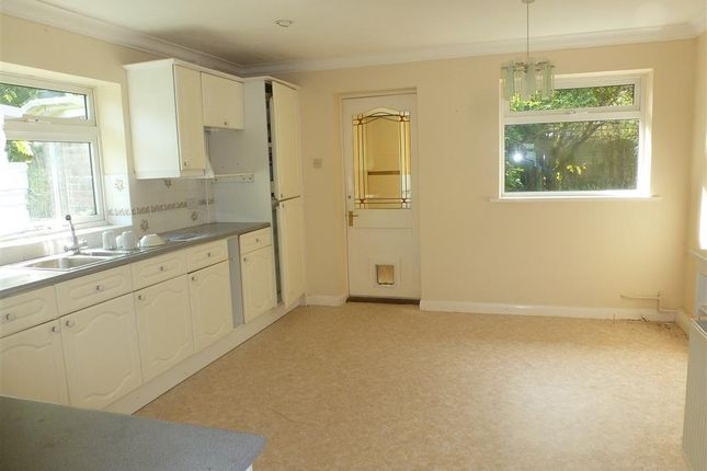 Thumbnail Detached bungalow to rent in Battle Road, Hailsham