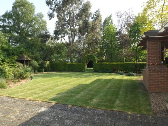 Garden of Lubenham Hill, Market Harborough, Leicestershire LE16