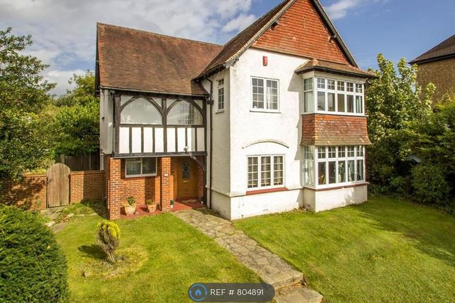 Thumbnail Detached house to rent in Downs Court Road, Purley