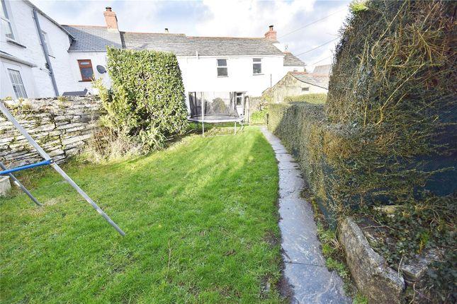 Thumbnail Terraced house for sale in West Lane, Delabole