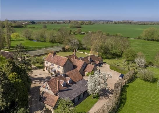 Thumbnail Detached house for sale in Draycott, Thame, Oxfordshire