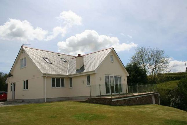Thumbnail Detached house to rent in Aveton Gifford, Kingsbridge
