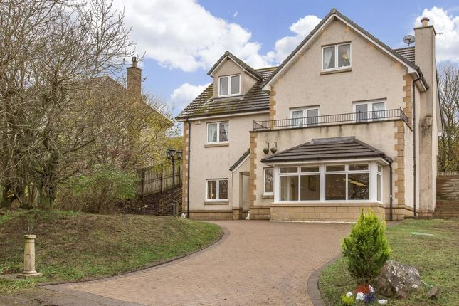 Thumbnail Detached house for sale in Mo - Dhachidh, Old Moffat Road, Lamancha, West Linton