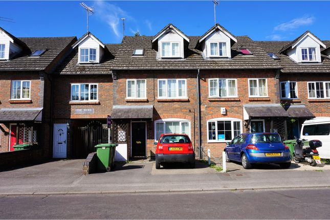 Thumbnail Town house for sale in The Mews, Petersfield