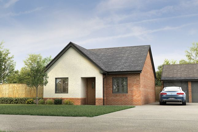 2 bed bungalow for sale in The Yew, Yew Trees, Corse, Gloucester, Gloucestershire GL19