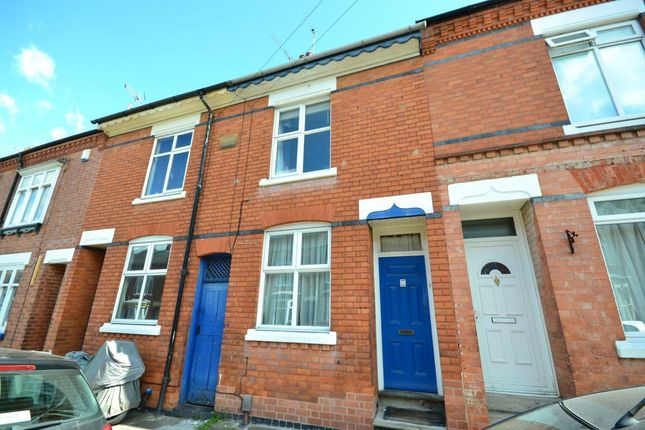 Thumbnail Terraced house for sale in Lytton Road, Leicester
