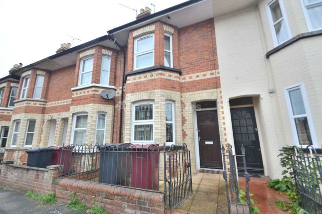 Thumbnail Terraced house to rent in Swainstone Road, Reading, England