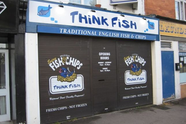 Thumbnail Restaurant/cafe for sale in Taunton Road, Bridgwater