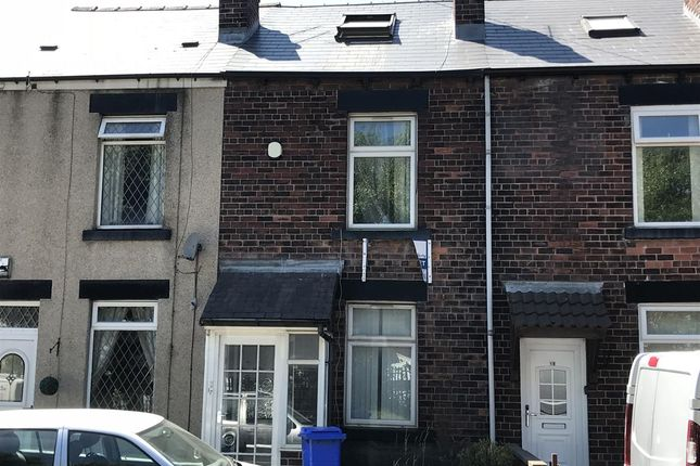 Thumbnail Shared accommodation to rent in Highfield Lane, Handsworth, Sheffield