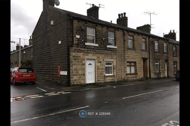 Thumbnail Terraced house to rent in Main Streeet, Nr Keighley