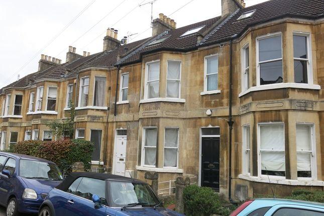 Thumbnail Terraced house to rent in Kensington Gardens, Bath