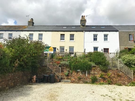 Thumbnail Terraced house for sale in Gorran Haven, St Austell, Cornwall