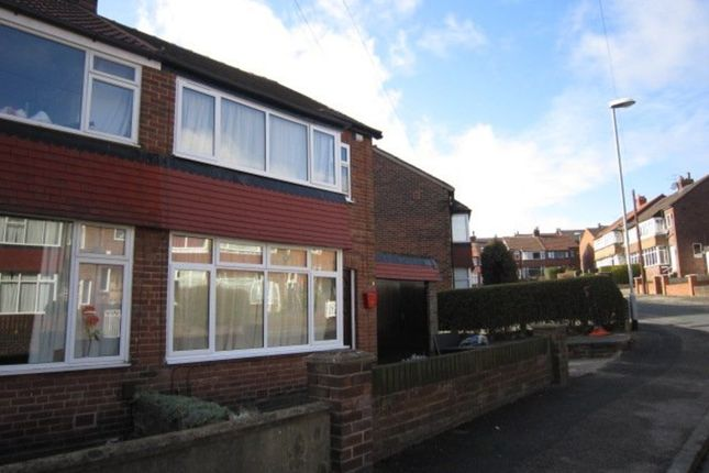Thumbnail Semi-detached house to rent in Featherbank Mount, Horsforth, Leeds