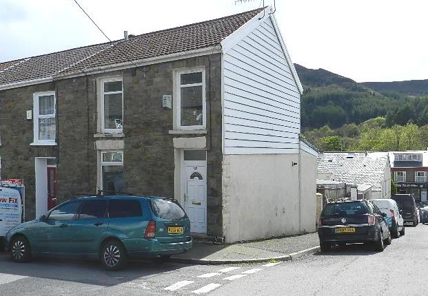 Thumbnail End terrace house for sale in Dumfries Street, Treherbert
