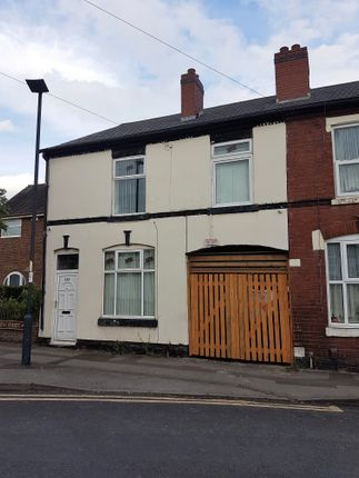 Thumbnail Semi-detached house for sale in Dalkeith Street, Walsall