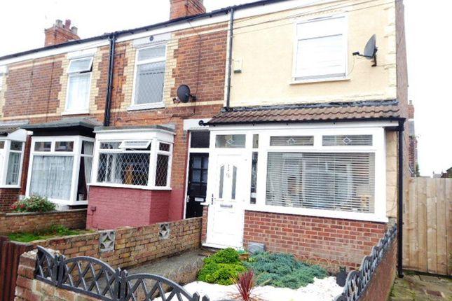 Front External of Renfrew Street, Hull HU5