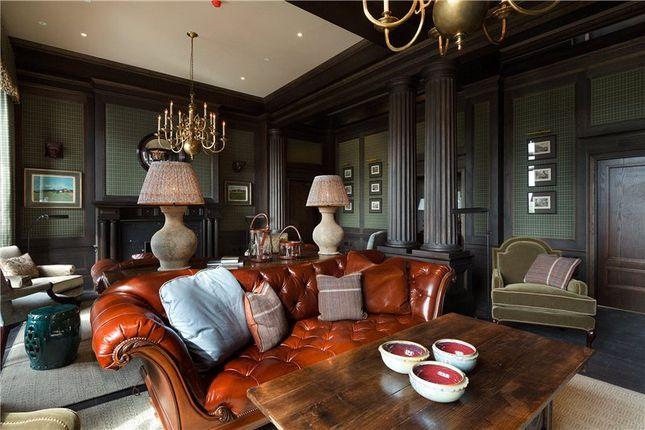Living Room of Hamilton Grand, 21 Golf Place, St. Andrews, Fife KY16